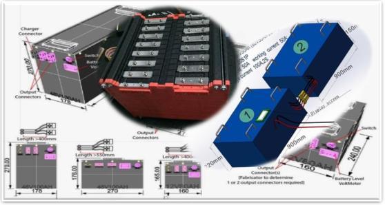 Energy Storage Modue
